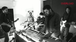 Overload Band Live at the apartment