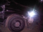 veena malik car accident pictures (8)