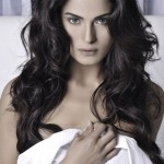 Veena Malik accident