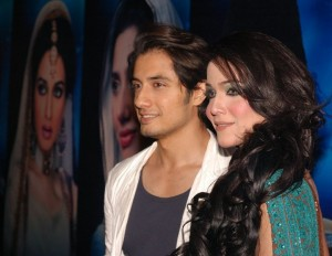 Ali Zafar at BOL Movie Premier in Lahore