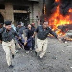 Bomb Blasts in Pakistan