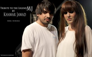 Khawar Jawad pays tribute to Michael Jackson