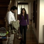 Humayun Saeed and Mahnoor Baloch in Pakistani drama serial