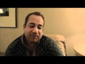 Rahat Fateh Ali Khan Musical Ambassador of Project Peace on Earth