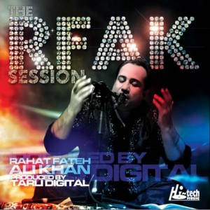 Rahat Fateh Ali Khan Sessions with Tarli Digital