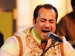 Rahat Fateh Ali Khan wins IIFA Award for Tere Mast Mast Do Nain