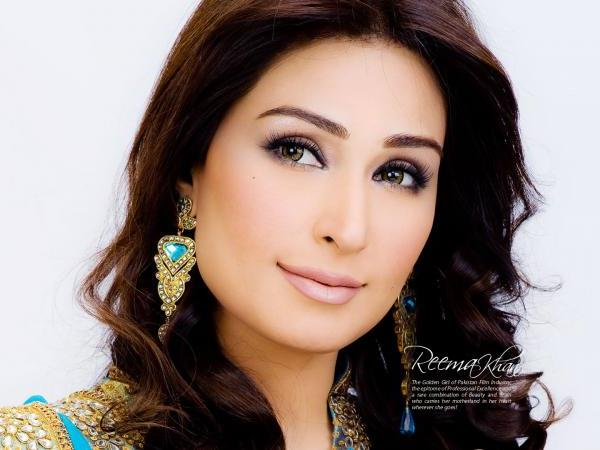 Reema Khan in Love Mein Ghum Pakistani movie