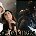 Atif Aslam with Mahira Khan and Hadiqa in BOL Movie