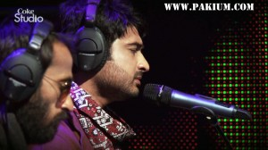 The Sketches Band in Coke Studio