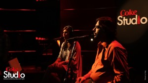 Asif Hussain Samraat in Coke Studio