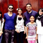 Atif Aslam with his Fans in Dallas (6)