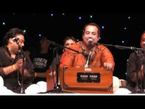 Rahat Fateh Ali Khan Glasgow Royal Hall Concert