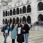Humaima Malik, Sanam Baloch & Imran Abbas trip to Turkey
