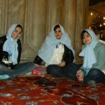 Sanam Baloch , Imran Abbas & humaima Malik Trip to Turkey (2)