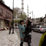 Sanam Baloch , Imran Abbas & humaima Malik Trip to Turkey (4)