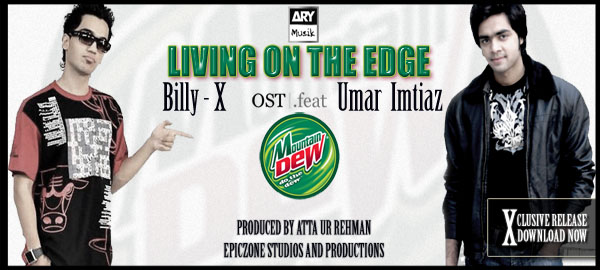 Billy X OST ft. Umar Imtiaz