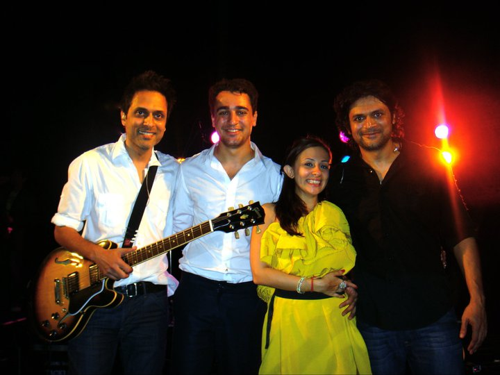 Strings with Imran Khan and her Wife Avantika