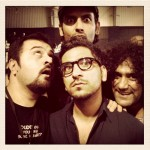 Ahmed-Ali-Butt-with-BNN-Guys-at-Lux-Style-Awards-2011-2