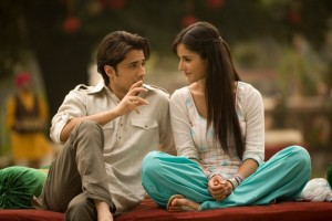 Ali Zafar with Katrina in MBKD