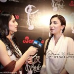 Anoushey Ashraf at Lux Style Awards