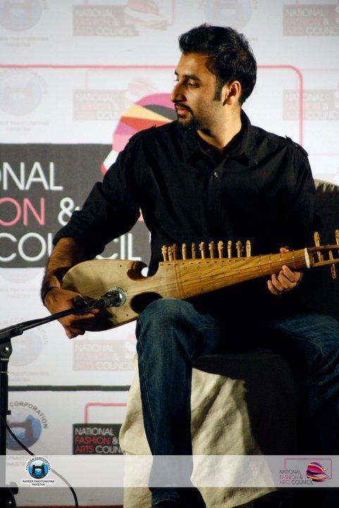 Farhan Bogra pioneer of modern day Rubab