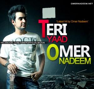 Omer Nadeem 'Teri Yaad'.