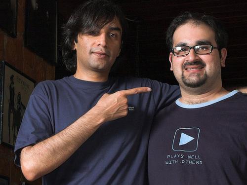 Sajid and Zeeshan