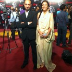 VJ-Faizan-Haque-and-Anoushey-Ashraf-at-Lux-Style-Awards-2011