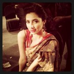 Mahira Khan at Lux Style Awards 2011
