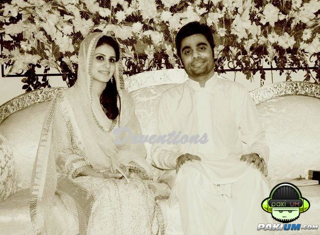 Xulfi Khan of Call Band Married Wajeeha Badar