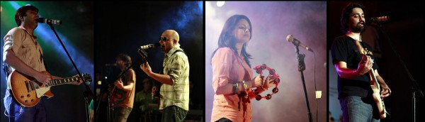 Ali Azmat Noori Laal Band Live Concert at Expo Center