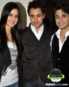 Ali Zafar promoting new film Mere Brother Ke Dulhan