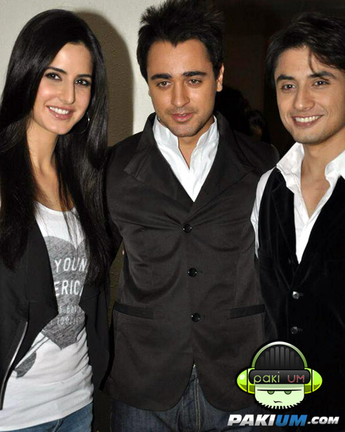 Ali Zafar promoting new film Mere Brother Ke Dulhan