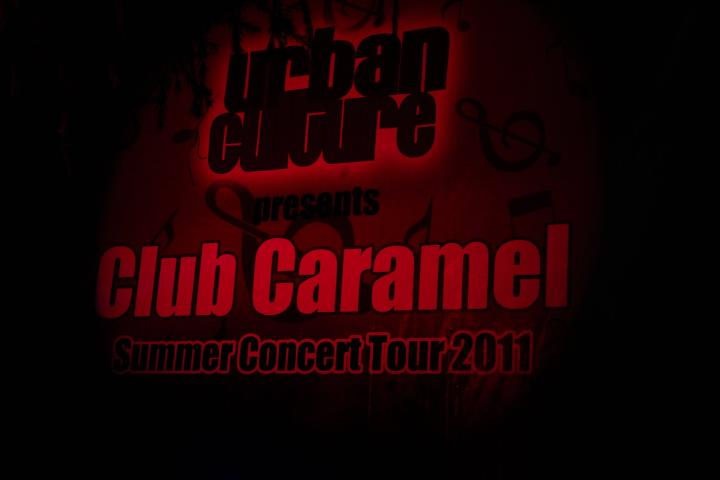 Club Caramel performance at Kuch Khas Islamabad