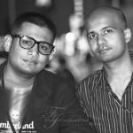 Bilal Khan, Ali Khan & Wajahat Rauf @Base Rock Cafe (15)