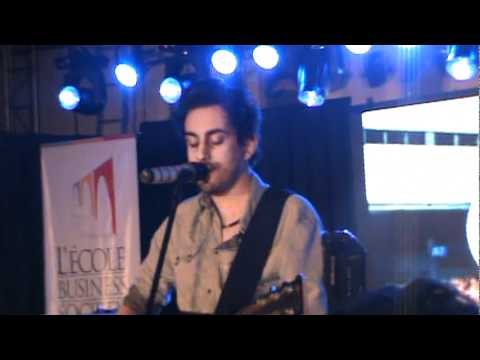 Bilal Khan Live at Golf Club Concert