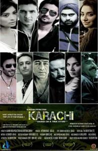 Karachi Project Poster