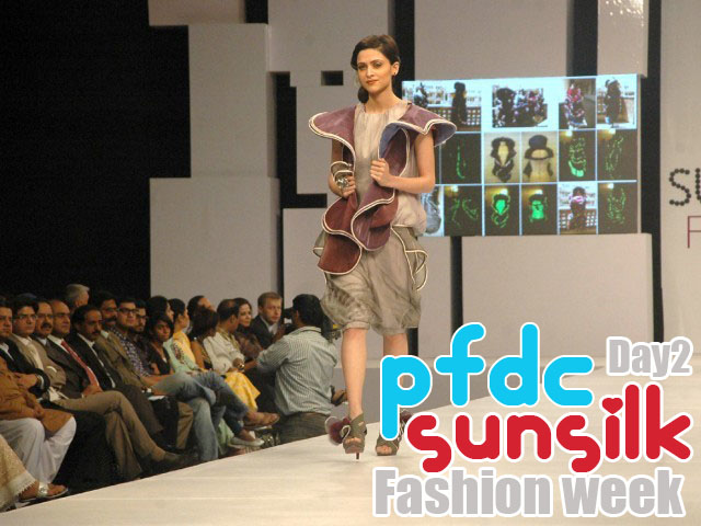 PFDC Sunsilk Fashion Week Day2