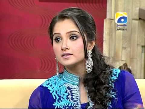 Sania Mirza in Pakistan