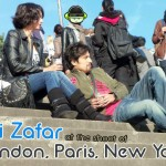 Pictures of Ali Zafar from the shoot of London Paris NewYork