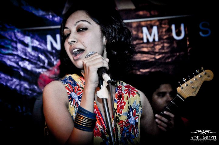 Rubya Chaudhry for Karachi Musical