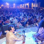 Abida Parveen Live in Royal Rodale (Concert Pictures)