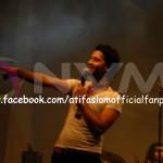Atif Aslam live in Surat, India (Concert Pcitures)