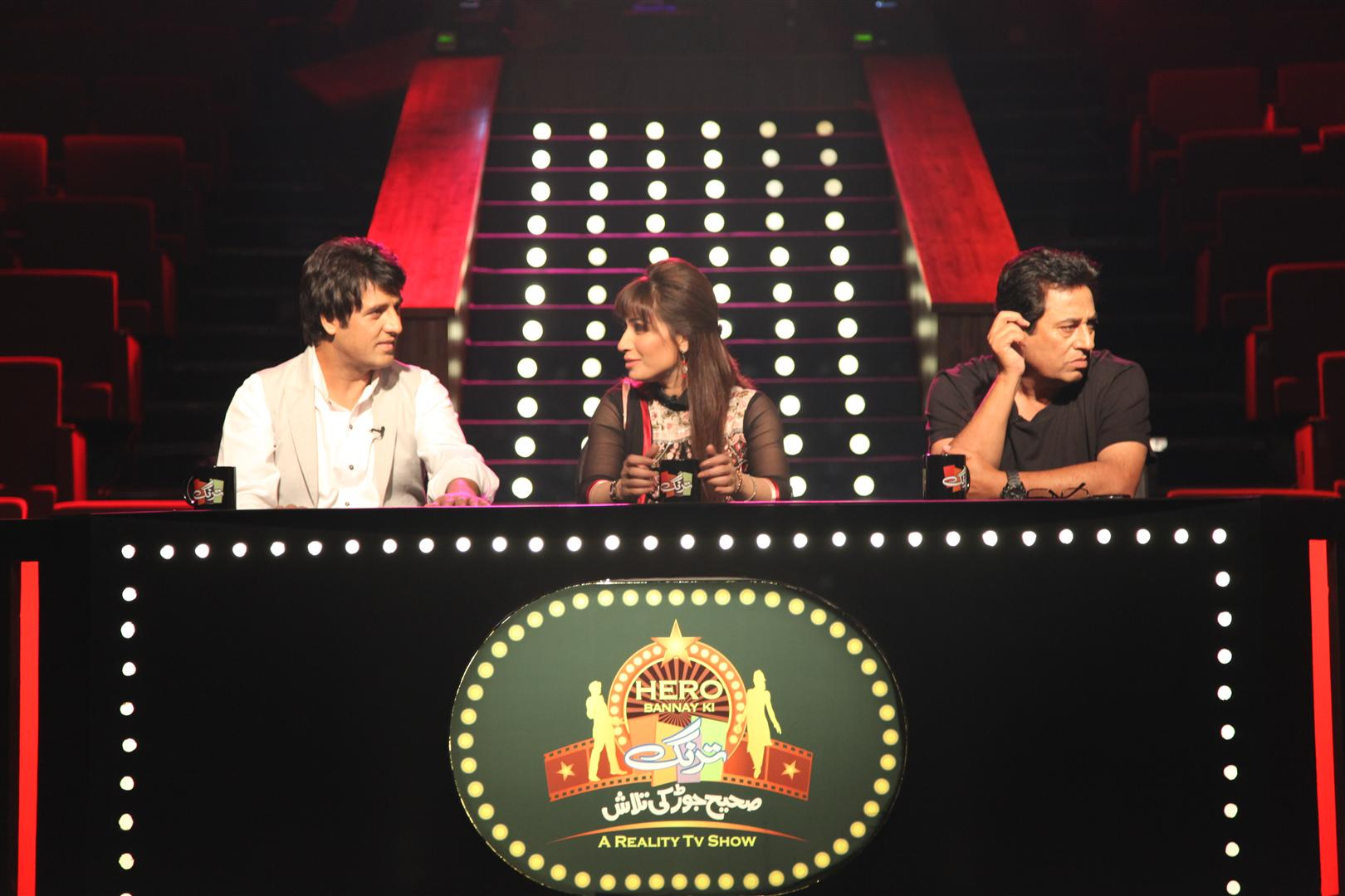 Jury Judges of Hero Bannay Ke Tarang