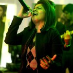 Quratulain Baloch Live at Vogue Towers (2)