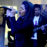 Quratulain Baloch Live at Vogue Towers (8)