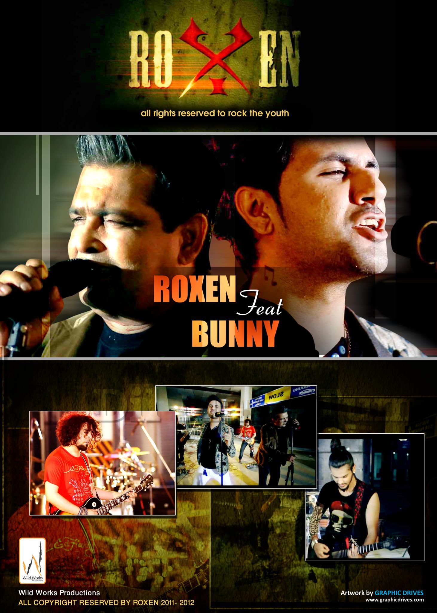 Roxen Bunny Dil Mein Tum