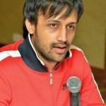 Atif Aslam's Ahmedabad Press Conference (12)