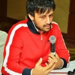 Atif Aslam's Ahmedabad Press Conference (14)
