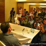 Atif Aslam's Ahmedabad Press Conference (18)
